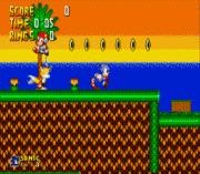 Sonic 2 Advanced Edit (beta 2) sega Game