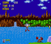 Sonic vs. Camera (PoC) sega Game