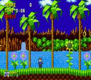 Chip McCallahan in Sonic the Hedgehog sega Game
