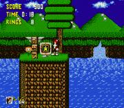 Pantufa the Cat (Sonic 1 hack) sega Game