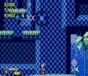 Sonic Thrash sega Game
