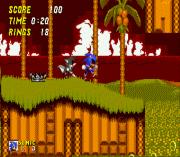 Sonic 2 EXE sega Game