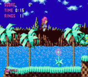 Stella the Cat (Sonic 1 Hack) sega Game