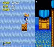 Sonic 2 EX sega Game