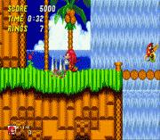 Sonic & Knuckles Enhancement Mod sega Game