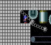Sonic VR – Sega Genesis (Mega Drive) Game