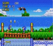 Sonic the Hedgehog – Tribute sega Game