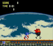 Sonic and Knuckles – Reversed Frequencies sega Game