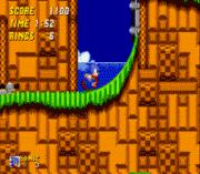 Sonic 2 Dimps Edition sega Game