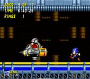 Sonic 2 – Robotnik's Revenge sega Game
