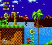 Eggman the Dictator in Sonic the Hedgehog sega Game