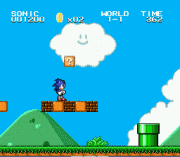 Sonic Jam VI sega Game