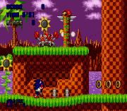 Dark Sound the Hedgehog (Sonic 1 hack) sega Game