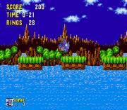 Frayda the Fox (Sonic 1 hack demo) sega Game