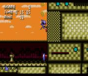 Metal Sonic Hyperdrive (Beta 2) sega Game