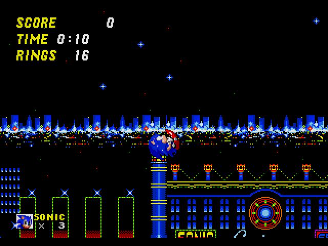 Sonic the Hedgehog 2 (World) (Rev A) [Hack by Ultima v0.21] (~Tohaka) sega Game