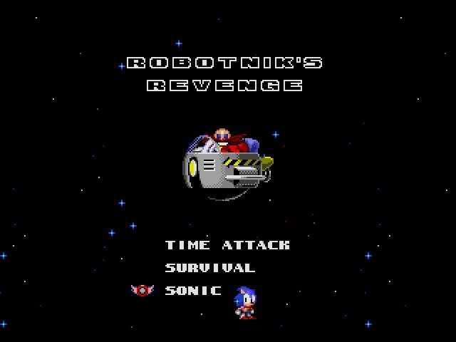 Sonic the Hedgehog 2 (World) (Rev A) [Hack by ColinC10 v1.0] (~Robotnik's Revenge) (Boss Mode) sega Game