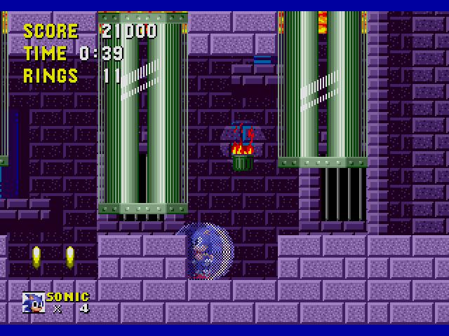 Sonic the Hedgehog (USA, Europe) [Hack by LOst v1.0] (Sonic Jam's Easy Mode) sega Game