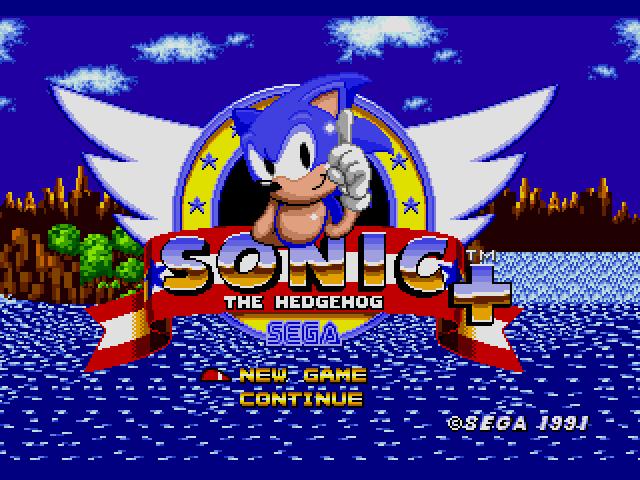 Sonic the Hedgehog (USA, Europe) [Hack by Hivebrain v0.20] (~Sonic the Hedgehog Plus) sega Game