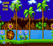 Sonic 1 Beta Remake sega Game