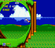 Sonic the Hedgehog 2 (Nick Arcade Prototype) sega Game