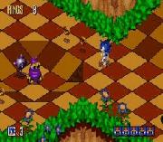Sonic 3D Blast sega Game