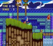 Sonic Zeta Overdrive sega Game