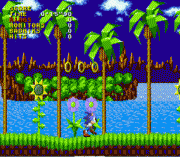 Sonic the Hedgehog 1 at SAGE 2010 sega Game
