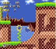 Sonic – The Lost Land sega Game