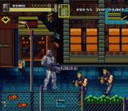 Streets of Rage 2 – Robocop & ED-209 – Sega Genesis Mega Drive