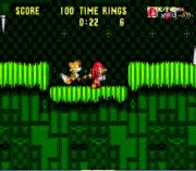 Sonic 2 SMTP sega Game