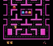 ms pac-man sega game
