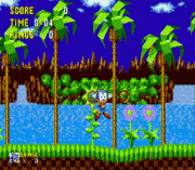 Sonic – OMG The Red Rings sega Game