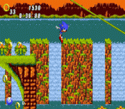 sonic 2 retro remix sega game