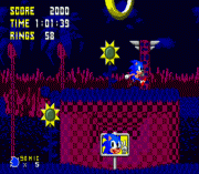 sonic - in the void (v2.4) sega game