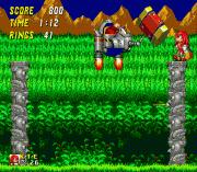 Sonic 2 Secret Rings Edition sega Game