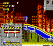 sonic the hedgehog 2 sega game