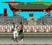 Mortal Kombat – Sega Genesis (Mega Drive) Game