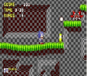 Sonic – Westside Island sega Game