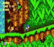 Sonic 3 Delta sega Game