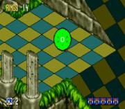 Sonic 3D Blast (Prototype 73) sega Game