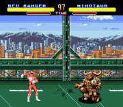 Mighty Morphin Power Rangers – Sega Genesis (Mega Drive) Game