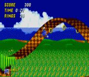 Sonic 2 Long Version sega Game