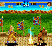 Top Fighter 2005 – Sega Genesis (Mega Drive) Game