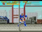 Sonic Blastman snes Game