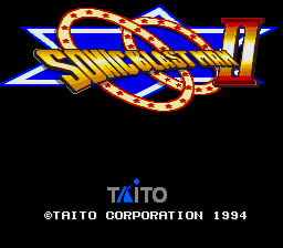 Sonic Blast Man II (Japan) snes Game