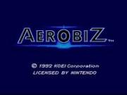 Aerobiz Supersonic on Snes snes Game