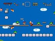 Automatic Mario - Kumikyoku snes Game
