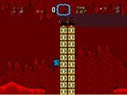 Bib's Adventure 2 - Bib on Mars (super mario world hack) snes Game
