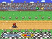 BS Excitebike - Bunbun Mario Battle Stadium 1 snes Game
